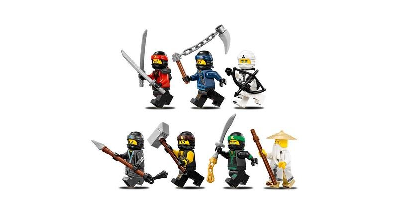 картинка Конструктор BELA 10723 аналог LEGO 70618 конструктор lego