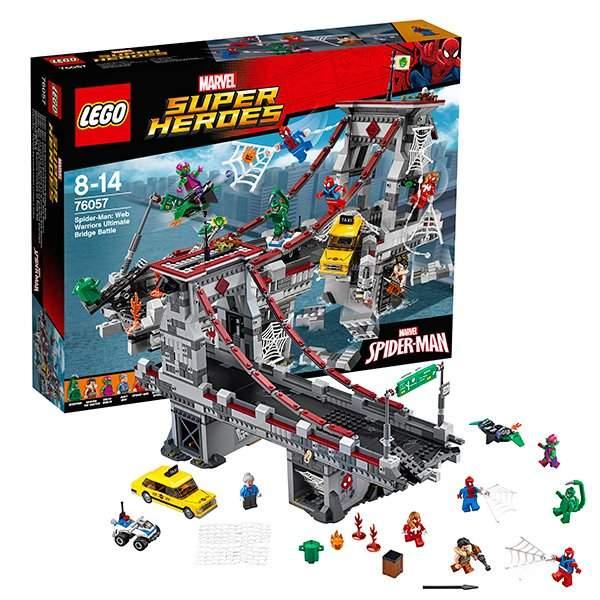 Супер Герои LEGO 76057